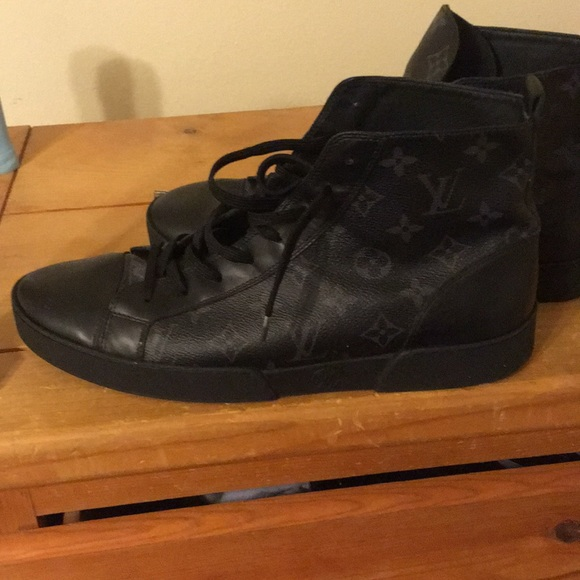 Louis Vuitton Match Up Sneaker Boot